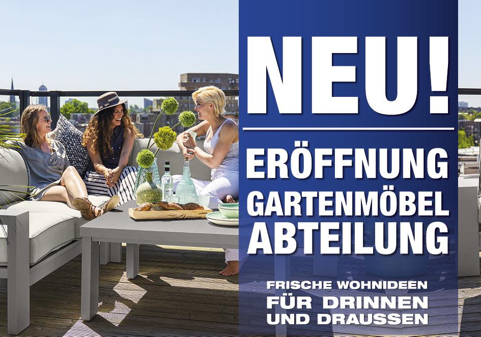 Möbelhof - Wohnen wie für mich gemacht // in Parsberg und Ingolstadt